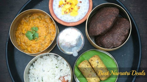 Navratri 2016: 10 Restaurants You Must Visit for a Lavish Vegetarian Meal