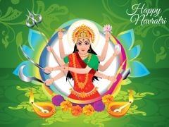 Happy Navratri 2016:The Significance of 9 Nights of Festivities