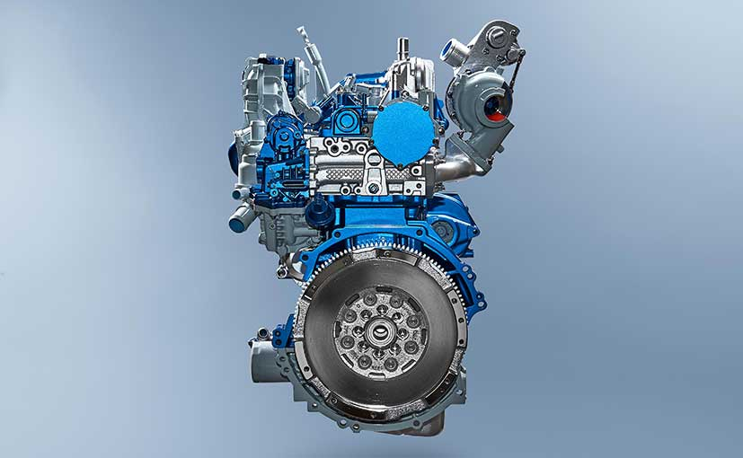 Ford Shows Off All New Eco Blue Diesel Engine Ndtv
