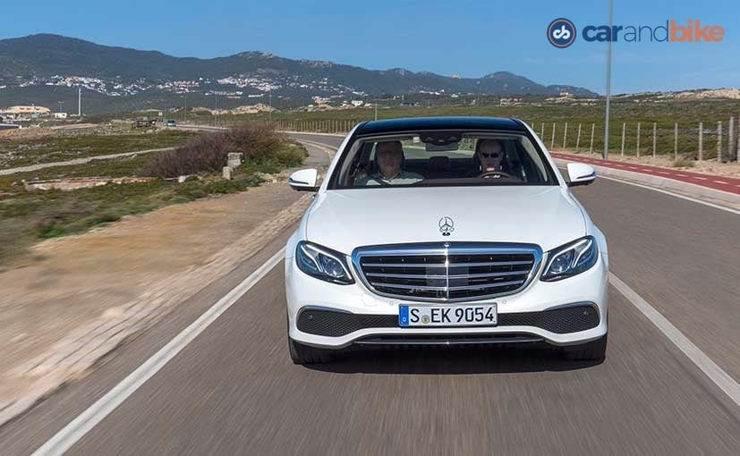 Mercedes-Benz E-Class Price in India, Images, Mileage, Features
