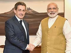 Pak Must Act Against Those Guilty Of Attacks On India: Nicolas Sarkozy