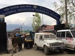 श्रीनगर NIT में हालात धीरे-धीरे हो रहे हैं सामान्य, क्लास आज से शुरू, अतिरिक्त सुरक्षा बल तैनात