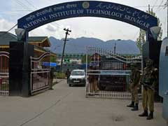 NIT Srinagar To Reopen On October 15, 74 Days After Being Closed