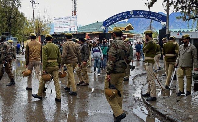 NIT Srinagar Unrest: Will Ensure No Student Deals With Injustice, Says Smriti Irani