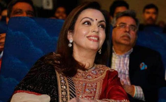 Reliance Foundation To Set Up A University: Nita Ambani