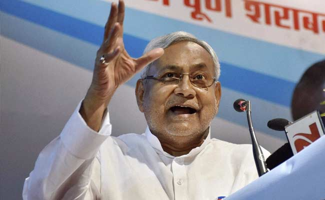 Nitish Kumar's New Rule: For Violating Prohibition, Jail For Family Too