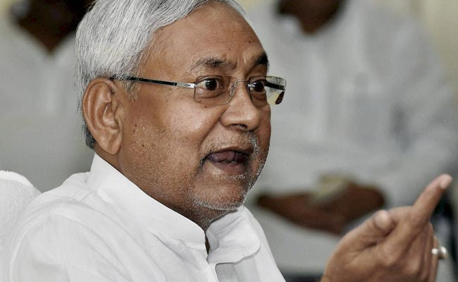 Nitish Kumar Launches Prohibition Campaign In Jharkhand