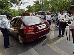 580 Motorists Penalised For Violating Odd-Even Rule