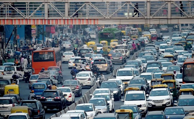 Odd-Even Rule: Ozone Peaks Lower Than Last April