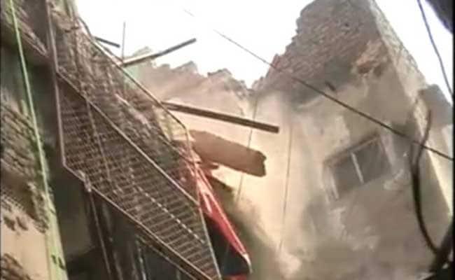 राजस्थान: इमारत गिरने की घटना में दो लोगों की मौत