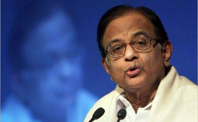 Only Indian Government ''Unconcerned'' About Pegasus: P Chidambaram