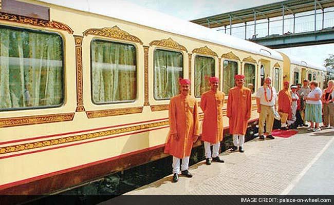 राजस्थान में चलने वाली शाही रेलगाड़ियों से मिलने वाला राजस्व गिरा