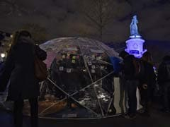 New Violence As Paris Police Break Up Youth Protest