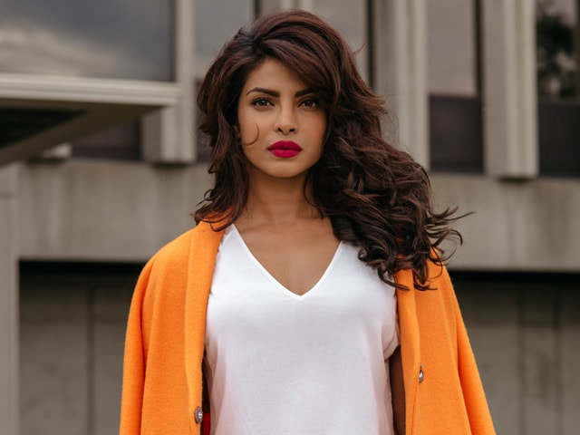 Priyanka Chopra On Why She's 'Not Sure' About Dining With The Obamas