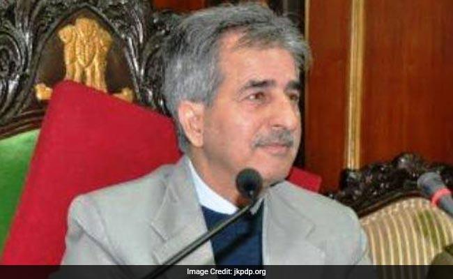 Mehbooba Mufti's Uncle Sartaj Madni Resigns As PDP Vice President