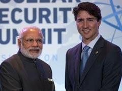 PM Modi Congratulates Canadian PM Justin Trudeau For Victory In Polls