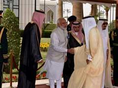 PM Modi Holds Talks With Saudi King To Boost Strategic Ties