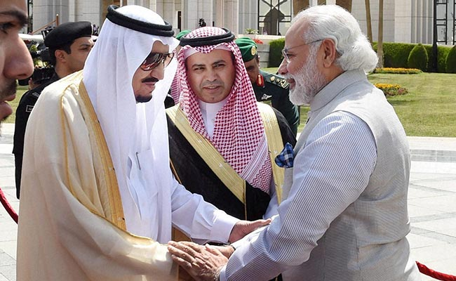 India, Saudi Arabia Vow To Boost Trade Ties, Invest In Oil Drilling
