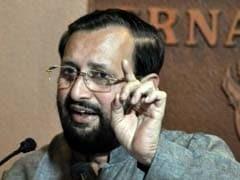 """Opposition Joint Statement Good News For Pakistan"": Prakash Javadekar"
