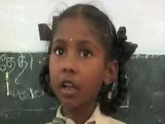 This 7-Year-Old Girl In Tamil Nadu Is Now An Election Ambassador