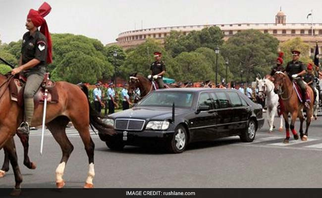 Vehicles Of President, Vice President To Have Number Plates