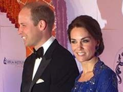 For Prince William And Kate, Dinner With Who's Who Of Bollywood