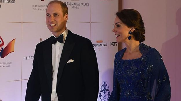 Inside Scoop: Prince William & Kate Middleton Enjoy a Royal Indian Feast