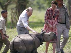 """Shocked By What Has Happened"": Prince William, Kate Middleton On Kaziranga Floods"