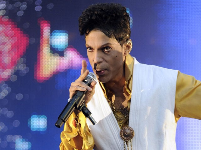 Prince Cremated in a Private Ceremony