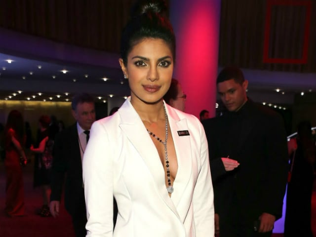 Priyanka Chopra 'Will Be Attending' Dinner With Barack Obama