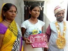 Just Married (Again). With Bihar Booze Ban, Couple Reunites After Years