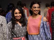 Radhika Apte Makes Catwalk Debut, Was 'Very Nervous'