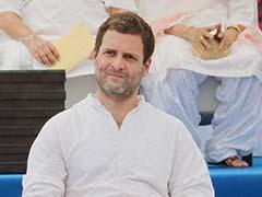 मुख्यमंत्री बनते ही सारे वादे भूल गईं ममता बनर्जी : राहुल गांधी