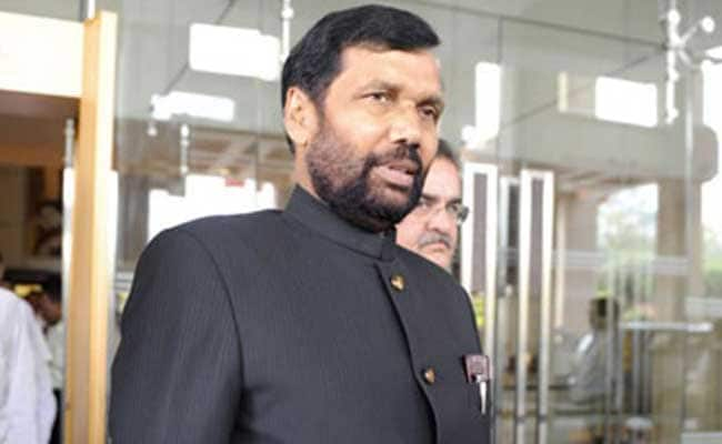 Union Minister Ram Vilas Paswan Dies Days After Heart Surgery