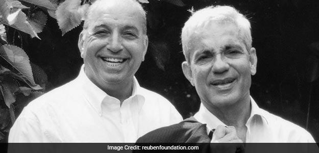 Indian-Born Reuben Brothers Top UK Rich List