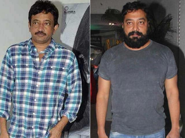 RGV Intended Tweet For Anurag Kashyap, Finds Himself Arguing With KRK