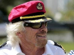 Richard Branson Plans To Travel To Space By July