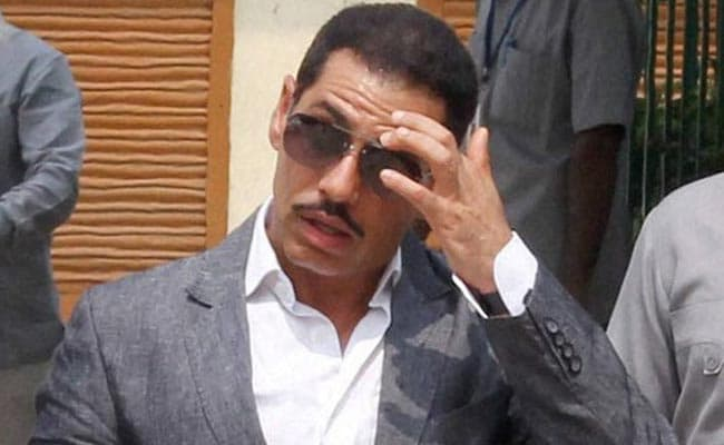 BJP To Target Robert Vadra In Parliament On Controversial Land Deals
