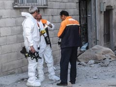 4 Dead As Rockets Hit Teachers' Dormitory In Turkish Border Town