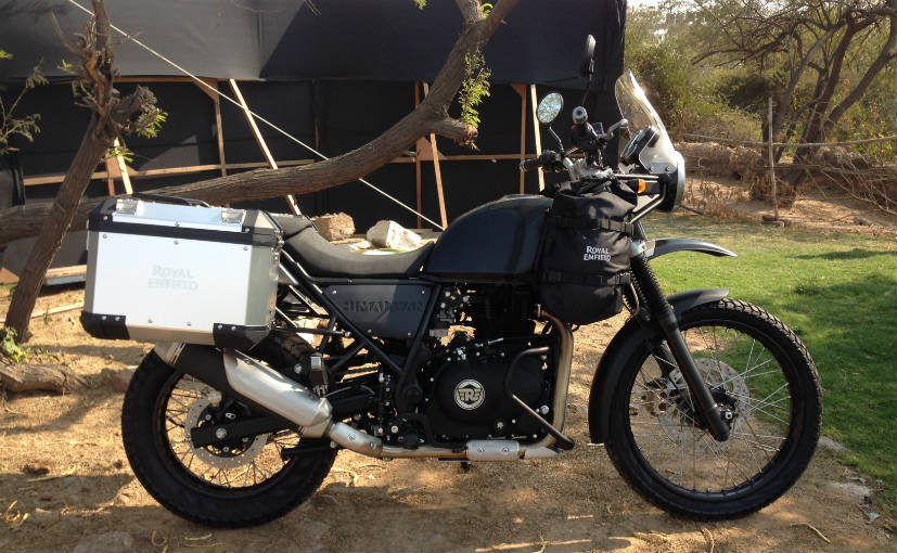 Royal Enfield Sales Grow 42 Per Cent In April 2016 Ndtv