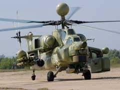 रूसी सेना का हेलीकॉप्टर सीरिया के इदलिब प्रांत में मार गिराया गया : मंत्रालय
