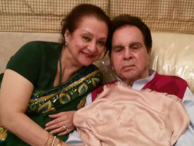 Dilip Kumar 'Recovering Well,' Says Saira Banu