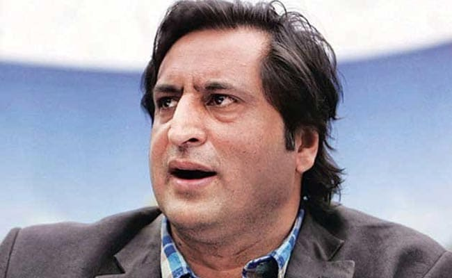 Sajjad Lone's People's Conference Adopts 'Apple' As Poll Symbol