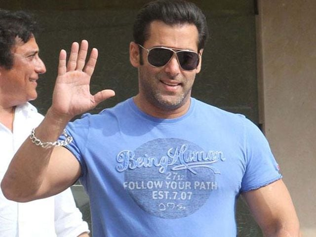 Bollywood Bats for Salman Khan as Rio Olympics Goodwill Ambassador