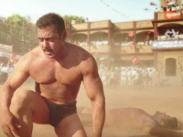 In Sultan Teaser, Salman Khan's Muscles Kick up a Lot of Dust