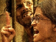 <I>Sarbjit</i> Poster #3: Aishwarya Stars as the Feisty Dalbir Kaur