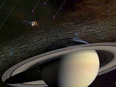 NASA's Saturn Probe Detects Interstellar Dust For First Time