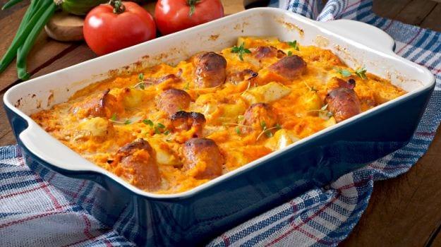 sausage casserole 625