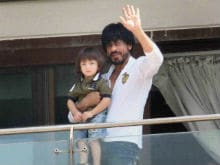 Shah Rukh Khan: AbRam Likes me More Than His Mother and Siblings