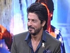India Questions SRK: Prannoy Roy And Students Interview The Superstar